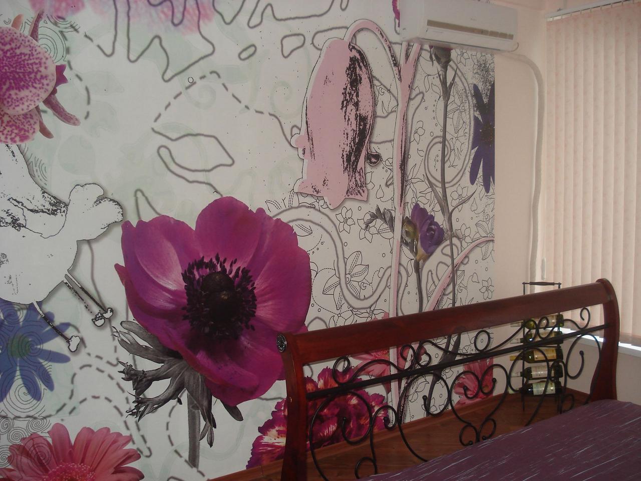 Третий видовой этаж дома в Кастрополе. Две раздельные спальни. Беседка, мангал.
