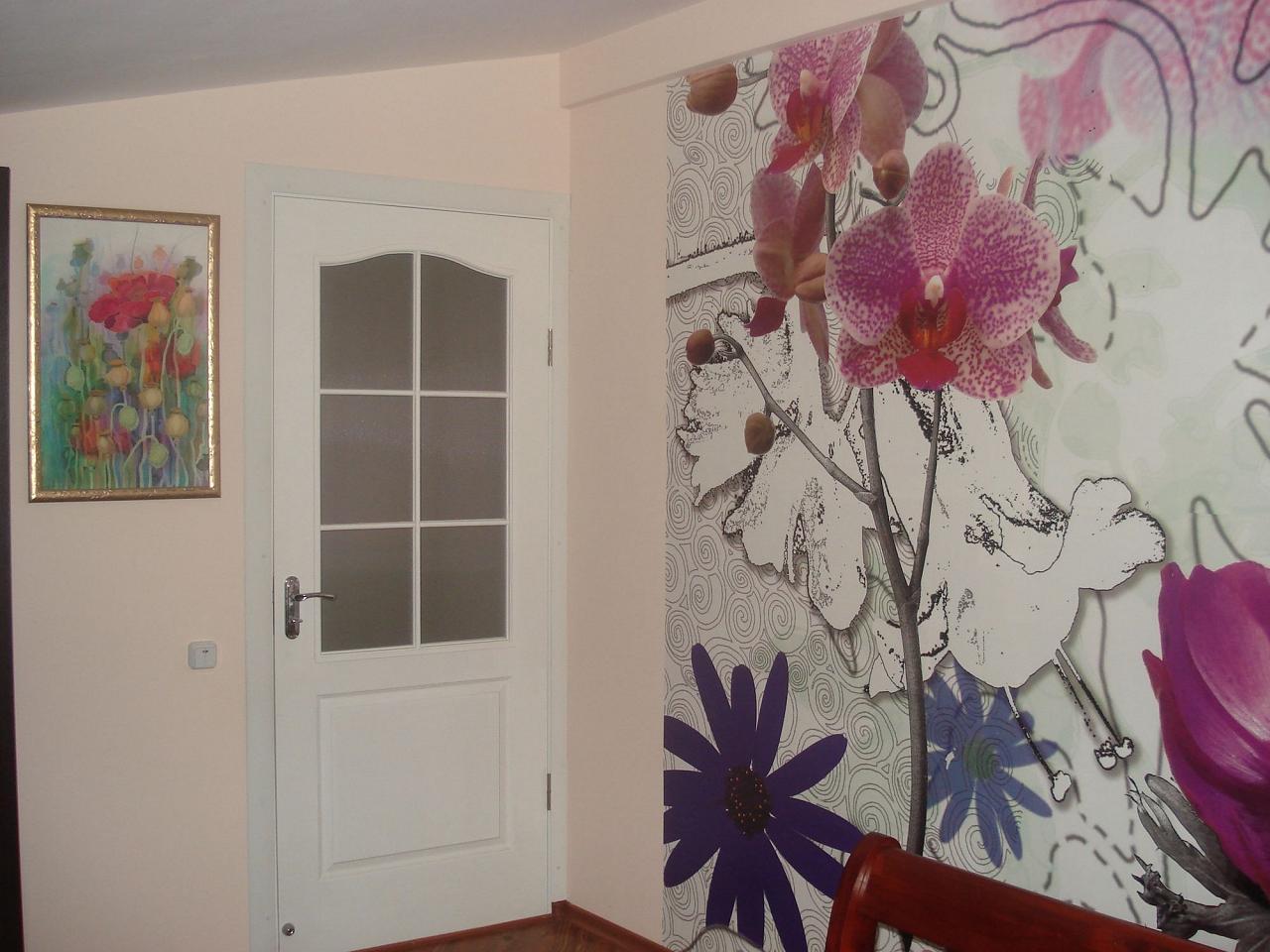 Третий видовой этаж дома в Кастрополе. Две раздельные спальни. Беседка, мангал. (4)