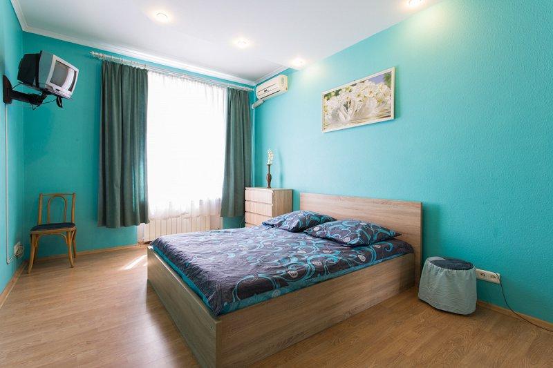 Cдам посуточно свою трёхкомнатную квартиру в центре Харькова