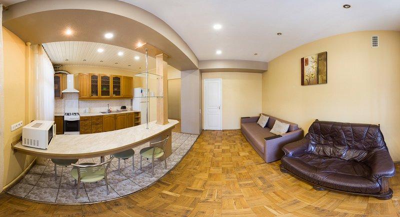 Cдам посуточно свою трёхкомнатную квартиру в центре Харькова (9)