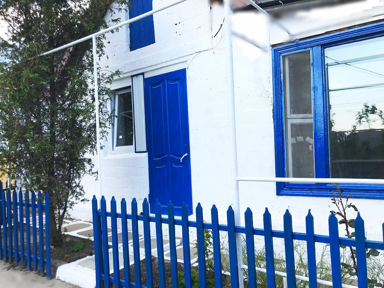 Тематический мини-отель Санторини на первой линии от моря в Одессе! (8)