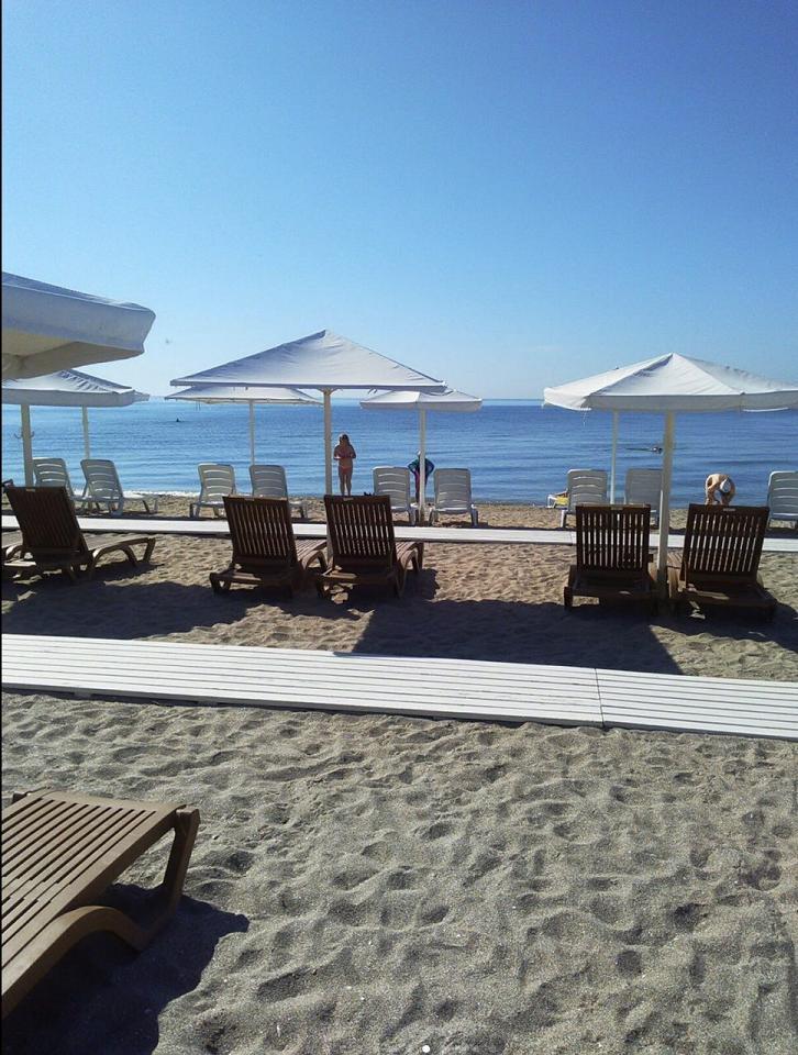 Тематический мини-отель Санторини на первой линии от моря в Одессе! (10)