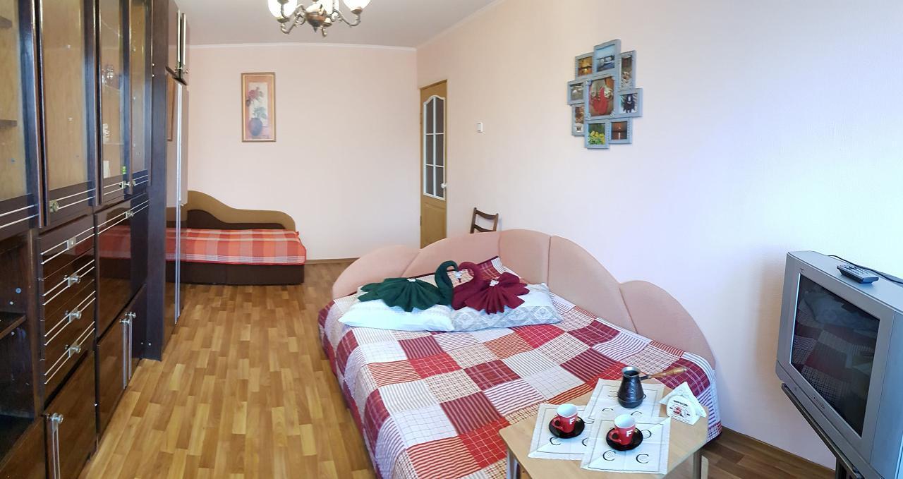 По-домашнему уютная 1 комнатная кв. в Центре, 3 – я Слободская, 3 спальных места (1)