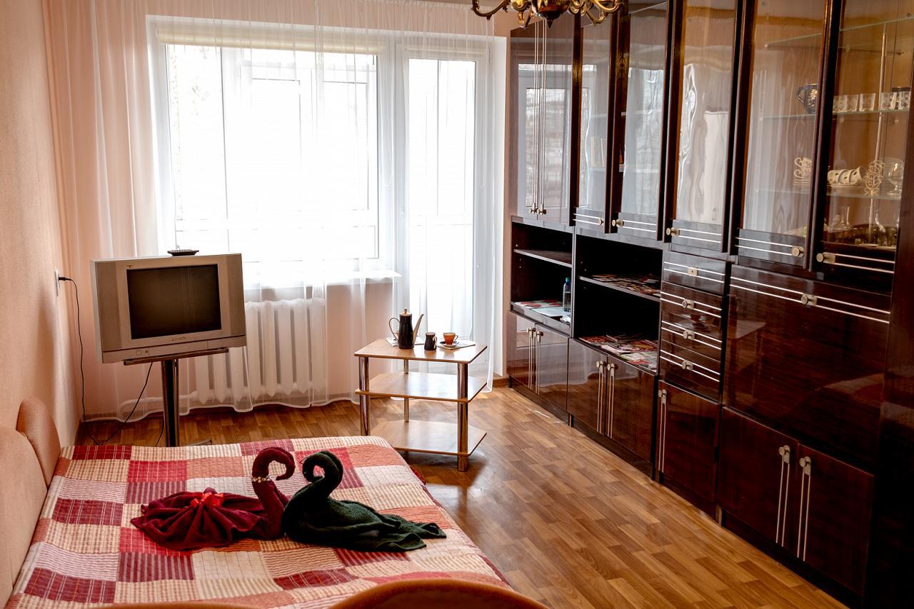 По-домашнему уютная 1 комнатная кв. в Центре, 3 – я Слободская, 3 спальных места (2)