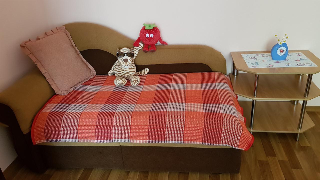 По-домашнему уютная 1 комнатная кв. в Центре, 3 – я Слободская, 3 спальных места (3)