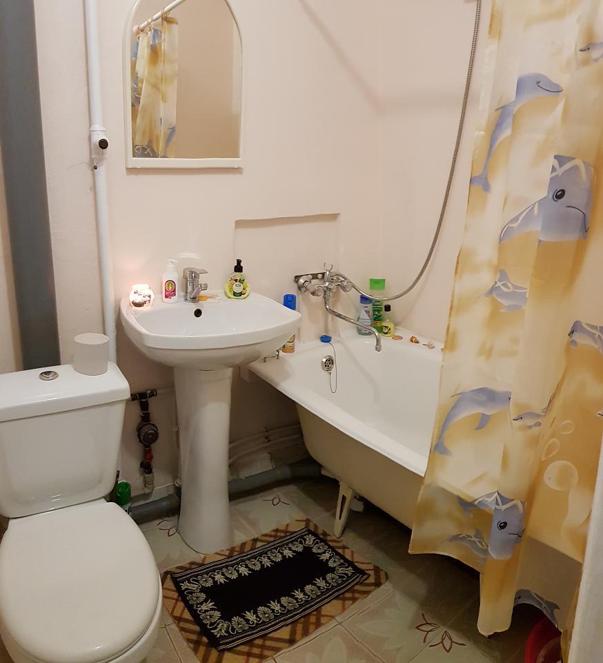 По-домашнему уютная 1 комнатная кв. в Центре, 3 – я Слободская, 3 спальных места (8)