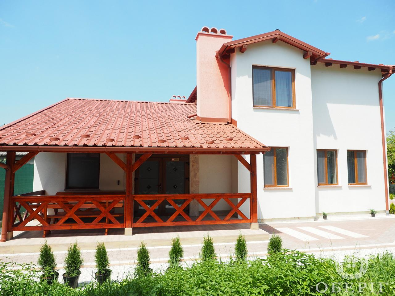 Двухэтажный коттедж-апартаменты люкс с двумя спальнями (2)