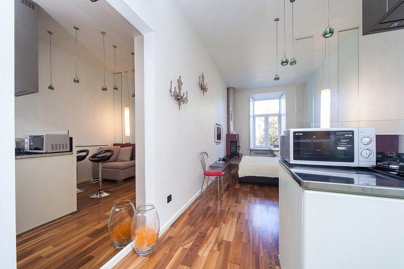 1-кімнатна квартира подобово, Одеса, вул. Дерибасівська, 19 (3)