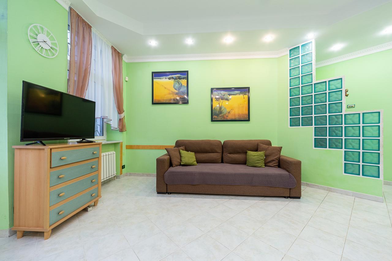 Сдам посуточно стильную 2к квартиру, Греческая/Ришельевская (2)