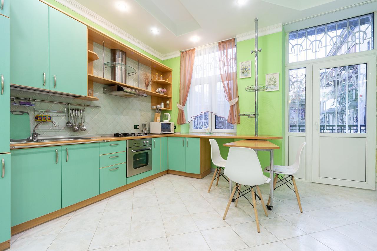 Сдам посуточно стильную 2к квартиру, Греческая/Ришельевская (4)