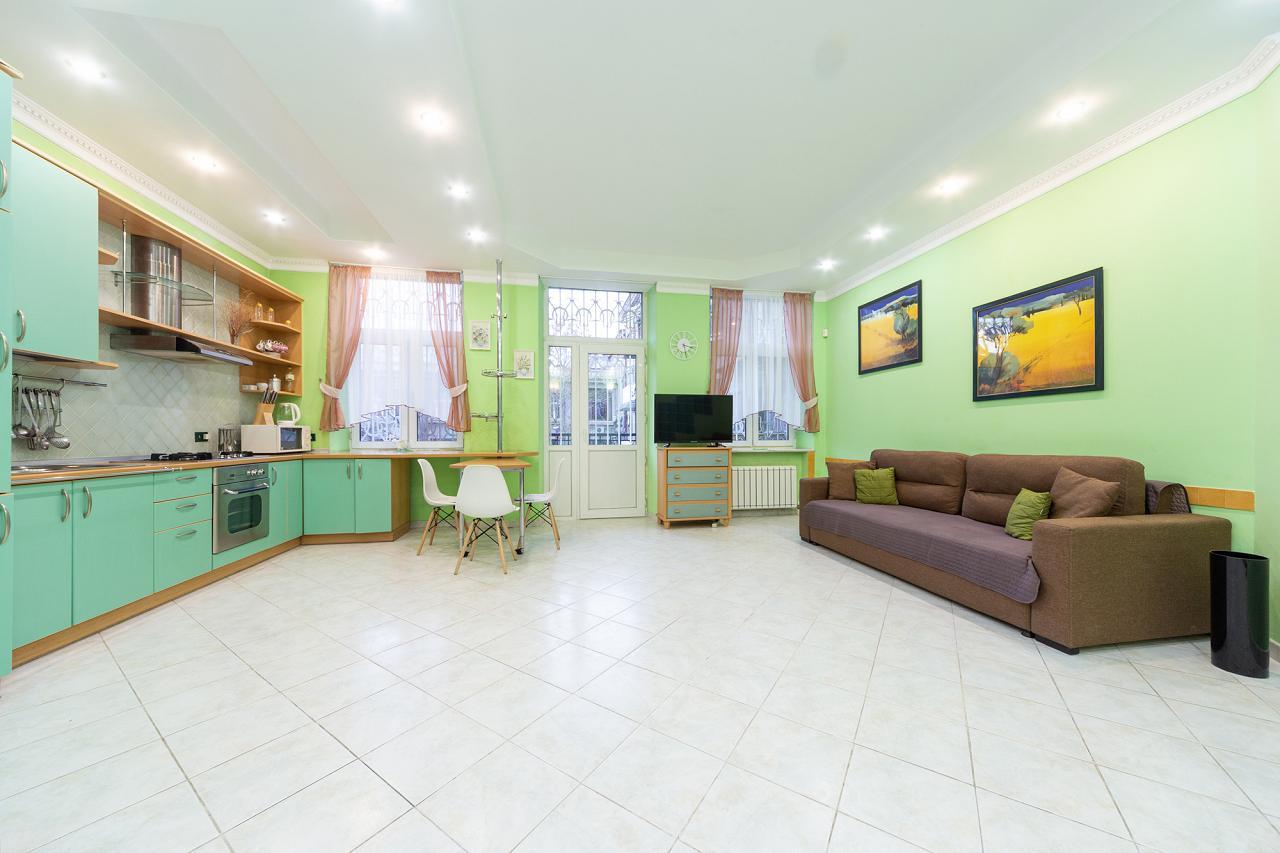 Сдам посуточно стильную 2к квартиру, Греческая/Ришельевская (5)
